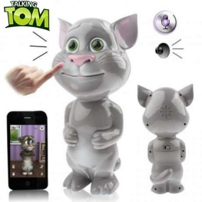 jucarie talking tom cat tom cel vorbaret. Black Bedroom Furniture Sets. Home Design Ideas