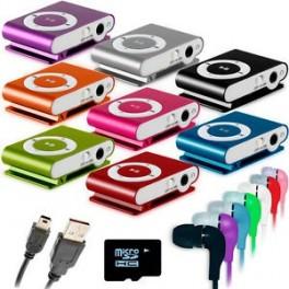 Mini Mp3 Player clip