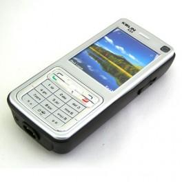 Electrosoc in forma de telefon mobil K95