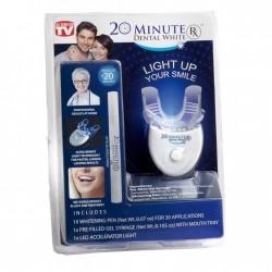 Aparat pentru albirea dintilor 20 Minute Dental White RX