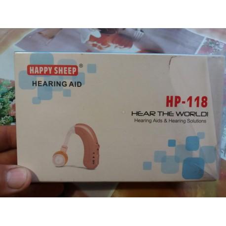 Aparat auditiv reincarcabil HAPPY SHEEP 118