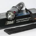 Lanterna cu laser si electrosoc 288, reincarcabila