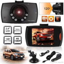 Camera video auto DVR Full HD 1080p, ecran 2.7 inch, unghi 170