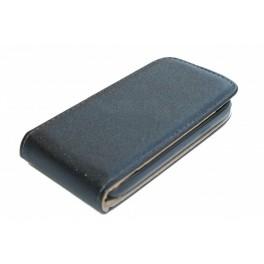 Husa LG L40 D160 D170 flip negru pocket AG