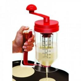 Blender manual de preparat clatite si prajituri Pancake Machine