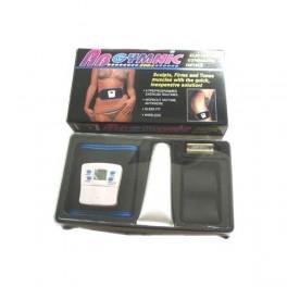 Aparat stimulare muschi AbGymnic cu display LCD