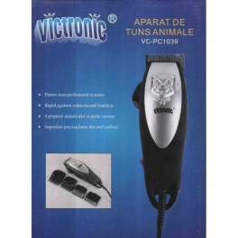 Maximize    Aparat de tuns animale cu fir Victronic VC-PC1039    Aparat de tuns animale cu fir Victronic VC-PC1039