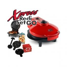 Plita electrica pentru pizza,briose, clatite XPRESS REDI SET GO