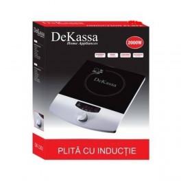 Plita electrica cu inductie magnetica Dekassa DK-2202