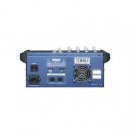 Mixer audio cu amplificare WVNGR WG-402