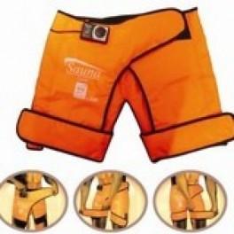 Pantaloni cu efect de sauna