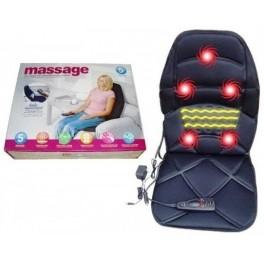 Saltea de masaj cu perna de aer si incalzire