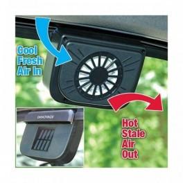 Ventilator solar pentru masina Auto Cool