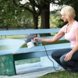 Paint Bullet - dispozitiv de zugravit si vopsit