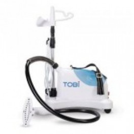 TOBI STEAM - aparat de curatat si calcat cu aburi