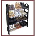 Suport pentru 12 perechi de incaltaminte stackable shoe rack