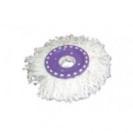 Set 2 rezerve rotunde cap mop spin&go